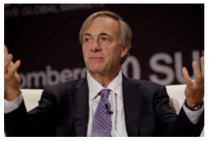 世界の著名投資家レイダリオ